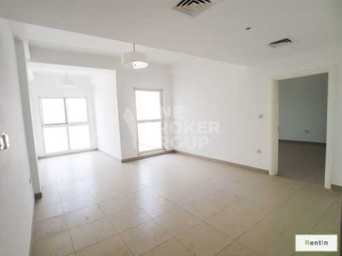 Well light and ventilated 1 BR w/balcony