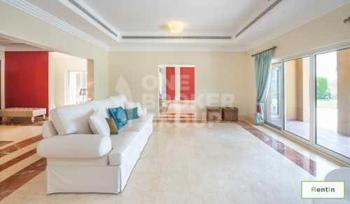 Full Golf Course view Type L2 Hattan villa 7BR