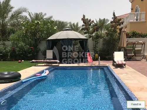 5 Bed Legacy Type with Pool and Garden