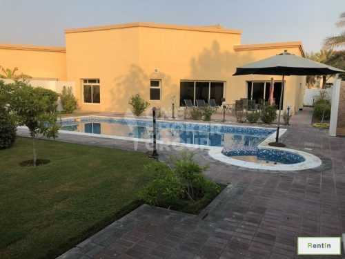 Villa w/ spectacular view of Burj al Arab