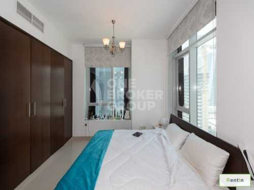 Neat|2Br|Mid Floor|City and Canal Vista