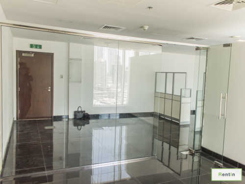 Spacious & Fitted Office w/ Panoramic View