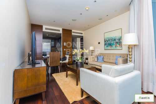 Fountain View |1Br| Luxurious Furnishing