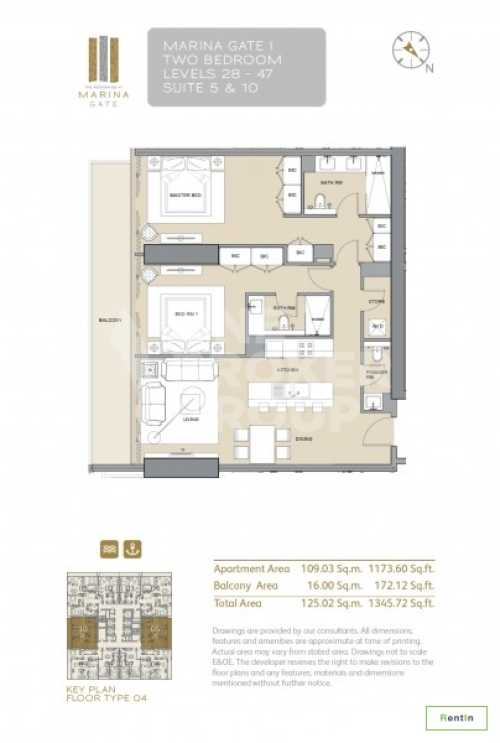 Lifestyle You Deserve and Spacious 2 Bed