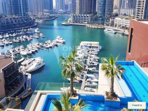 Experience The Marina Gate Lifestyle|3BED