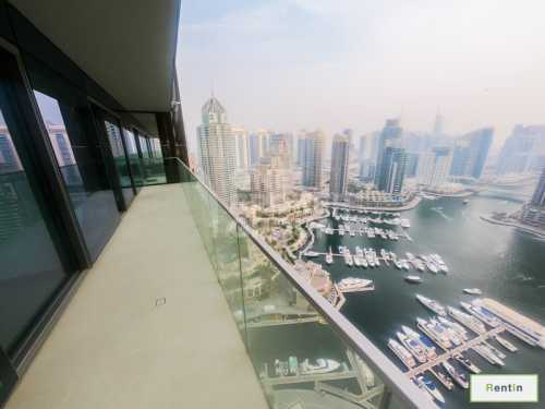 Breathtaking View,3BR with Marina Waterfront
