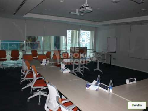 Full Floor, Office Space, Business Square