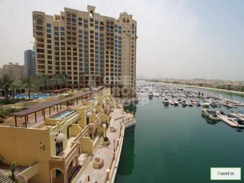 Rare A Type 3BR,Full Sea and Atlantis view