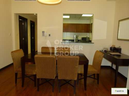 1BR Available in Green Lake S2 Tower,JLT