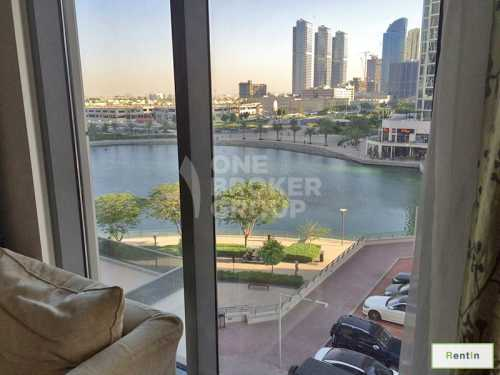 1 Bed Apartment Available for Rent in JLT