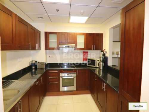 Lower Floor, 2 Bedroom + Maids, Tamweel