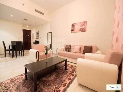 Elegant 2 Bed with Balcony, Vacant Unit