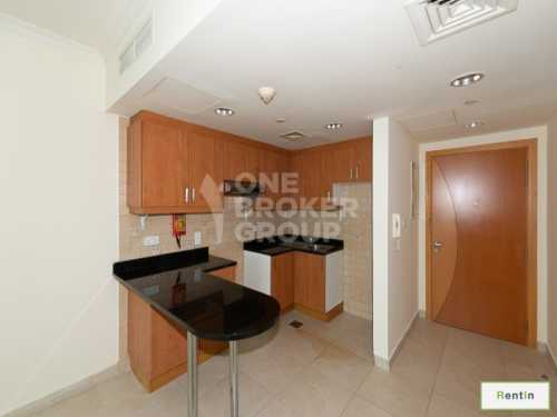 1 Bed Apt, Close to Metro , Vacant Unit