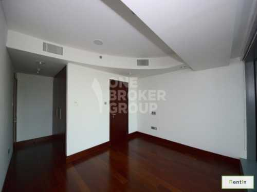 Spacious 2 BR, Simplex, World Trade Res.