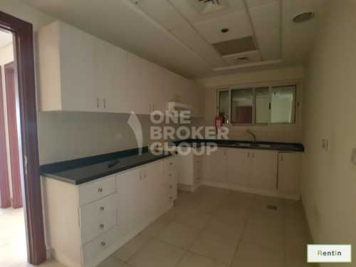 Spacious 2 Bedroom Apartment in Sports City