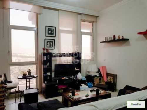 High Floor, Canal view, 1 BR Apt, Vacant