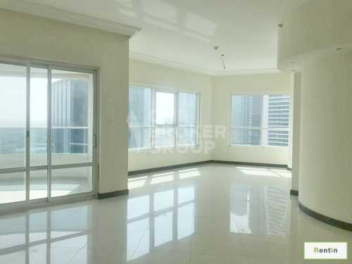 Beautiful 2 BR , Great layout, Park View