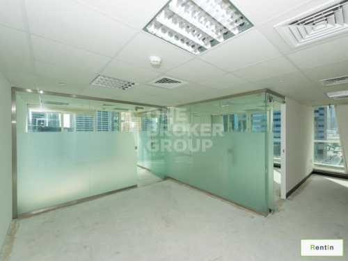 Furnished and Fitted Office in Dubai Arch
