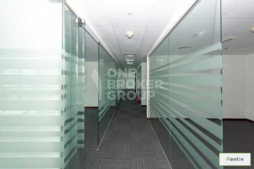 Fully Fitted Office Space,Glass Partition