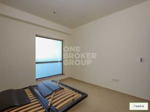 Vacant, 3 BR Apt w/ Full Sea View, Bahar