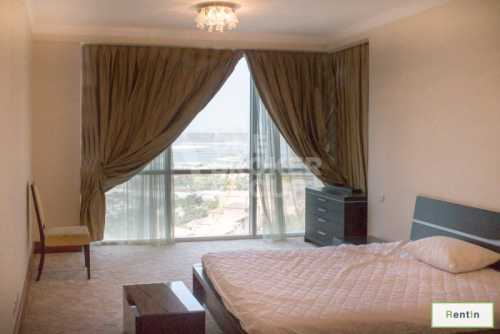 Upgraded 3 Bedrooms plus Maids, Sea View