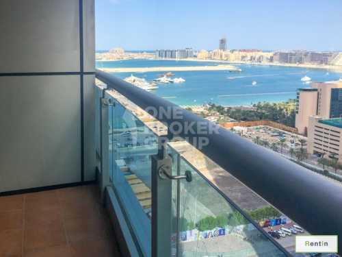 Best layout 1 Bed / Balcony / Partial Sea View