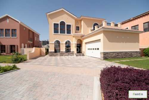 Best Price 4BR Upgraded Villa | 7407sqft