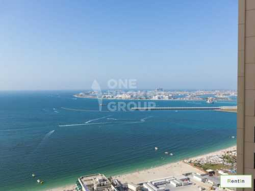 Luxury Duplex Penthouse 4BR w/ Full Sea View
