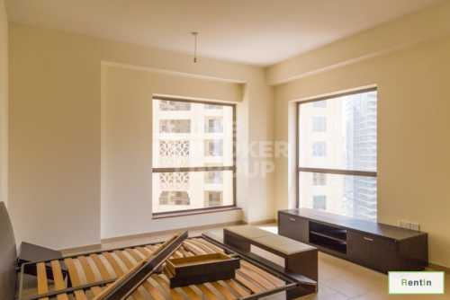 Partly Furnished 1 Bed Apt, in Bahar 2