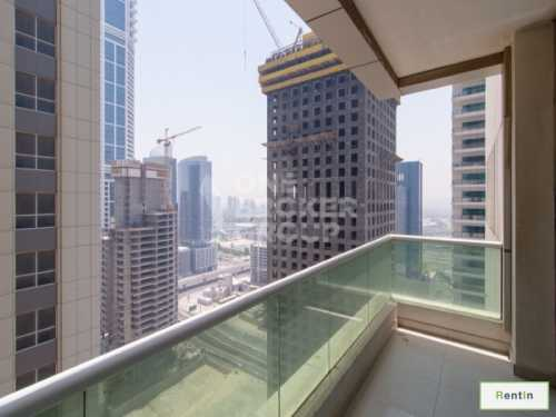 partial sea view, bright and vacant unit