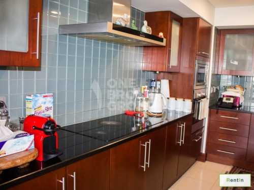 Luxury,Duplex 2BR,Furnished,Dewa n Chiller included