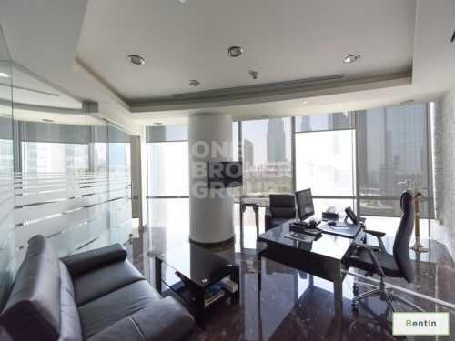 Fitted Office, Emirates South Tower- DIFC