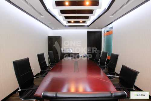 Furnished and Fitted Office Space in JLT