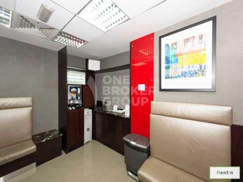Private Furnished Office, Clover Bay Tower