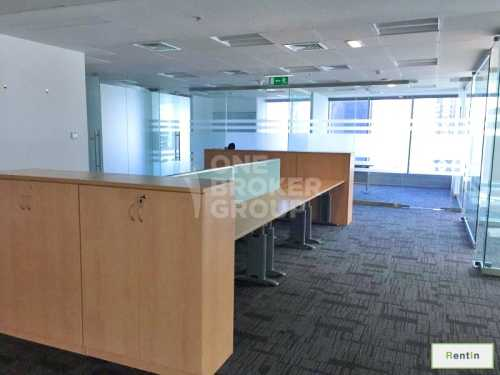 Office Space for Rent in Saba Tower 1 JLT