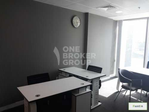 Small Office at Binary Tower,Middle Floor