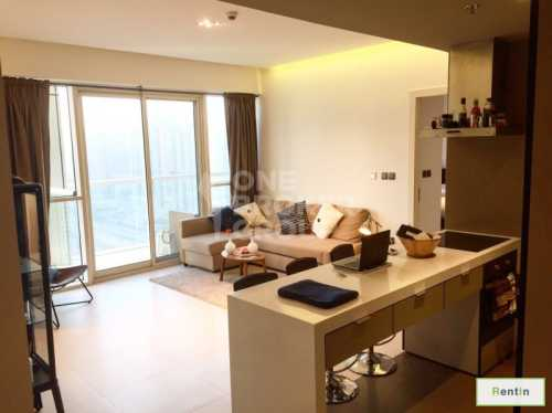 1Bed Nicely Furnished in Premium Location