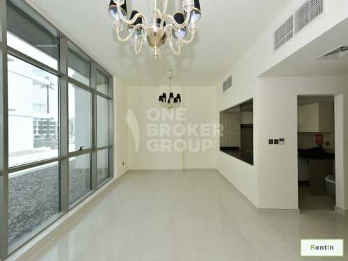 Modern Finished 1BR,Vacant,Mulitple Chqs