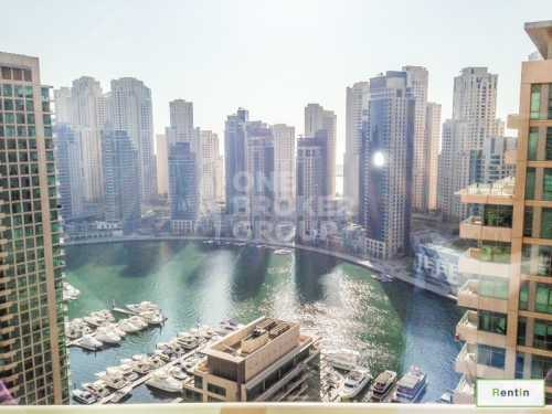 3 Bedrooms with Spectacular Marina View