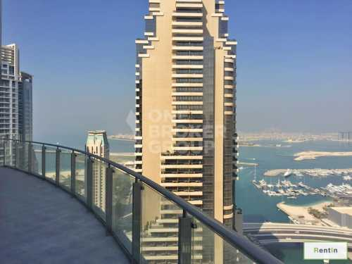 4Beds+M Penthouse Breathtaking Palm View
