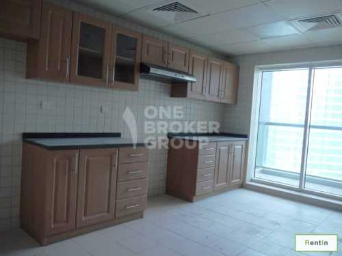 Sea View, 2 BR Plus Study, Tamweel Tower