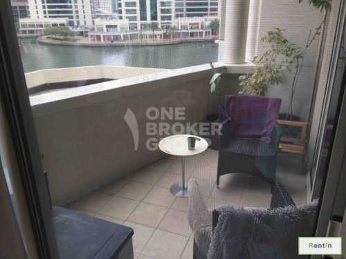 Stunning Spacious 1BR Apt Full Lake View