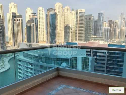 1 Bed,Full Marina View, Ready to Move in