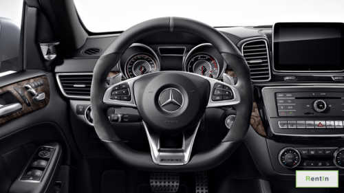 Mercedes-Benz GLE 63 S for rent in Dubai