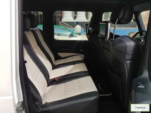 Mercedes-Benz G 63 for rent in Dubai