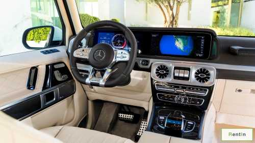 Mercedes-Benz G 63 2018 for rent in Dubai