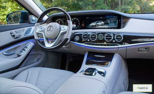 Mercedes-Benz S 450 for rent in Dubai