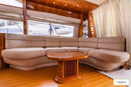 58-ft yacht for rent in Dubai