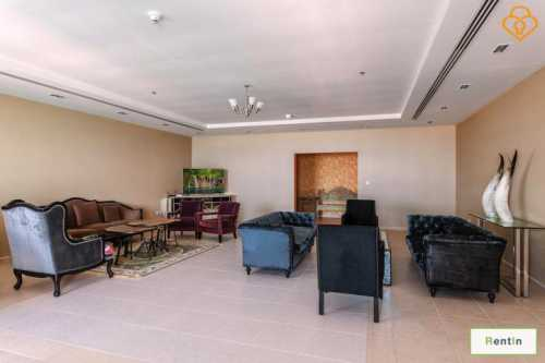 Luxury penthouse in Dubai Marina for rent