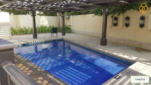 Two bedroom apartment for rent in Yansoon Dubai